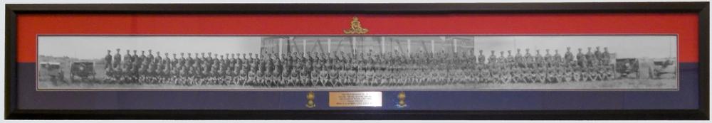 Military panorama