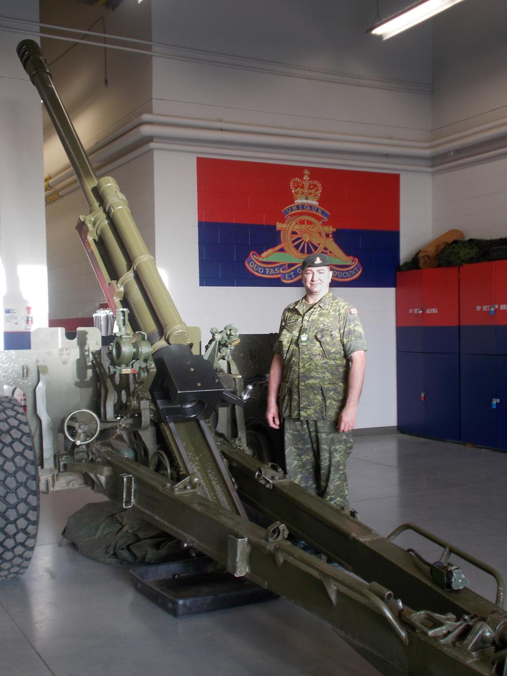 Lt.-Col. Philip Debney Armoury