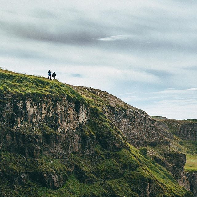 When it's worth the hike.  #iceland #ísland #tinypeopleinbigplaces . . . #landscape_lovers #landscape_captures #VisualsOfLife #dehazeco #livefolk #artofvisuals #liveauthentic #welivetoexplore #naturelovers #awesome_earthpix  #neverstopexploring #beautifulplaces #AwesomeEarth #everydayiceland #whyiceland #inspiredbyiceland #loves_iceland #aroundiceland #igersiceland #inspiredbyiceland #roamtheplanet #mountainlife #hikelife