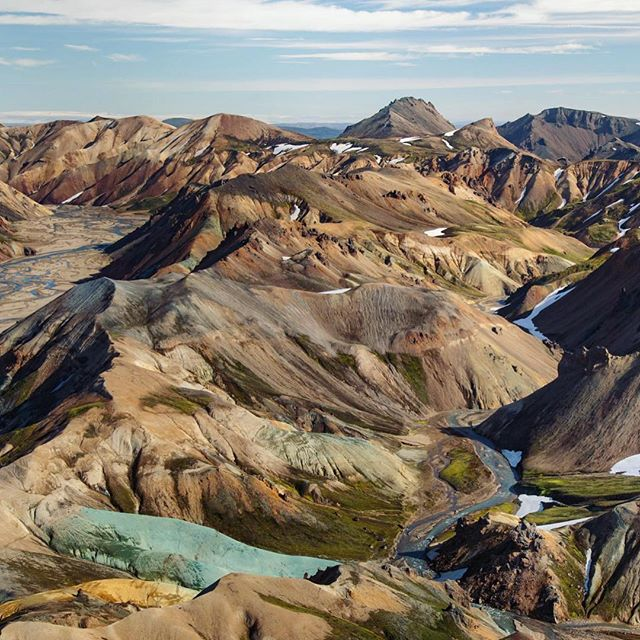 Does anybody know the name of the green hill? Such crazy colors!  #landmannalaugar #iceland #ísland . . . . @focalmark #moutainside #mountainaddict #mountainlife #mountainlove #instamountain #mountaingram #igersmountain #ig_mountains #vacationwolf #theglobewanderer #passionpassport #mytinyatlas #forahappymoment #flashesofdelight #theprettycities #exploringtheglobe #everydayiceland #whyiceland #inspiredbyiceland #wanderlust #aerialphotography #earthfromabove #igersiceland #inspiredbyiceland #focalmarked