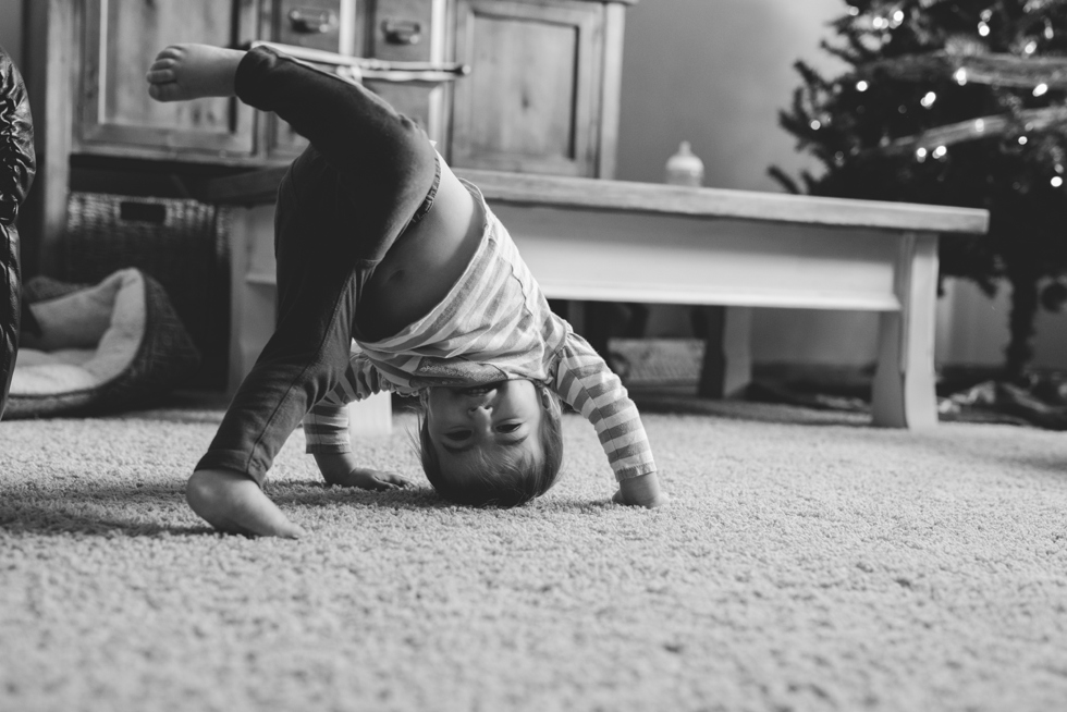 Toddler yoga anyone?