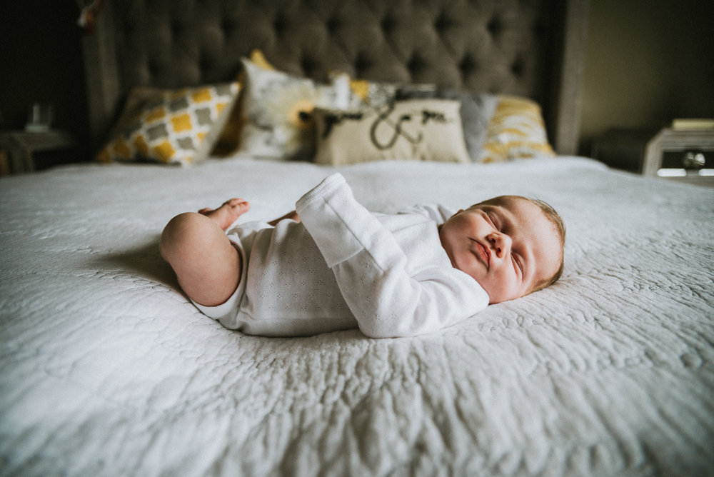 In Home Newborn Photography MN