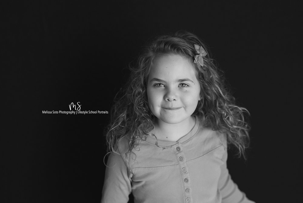 lifestyle School Portraits | Melissa Soto Photography MN
