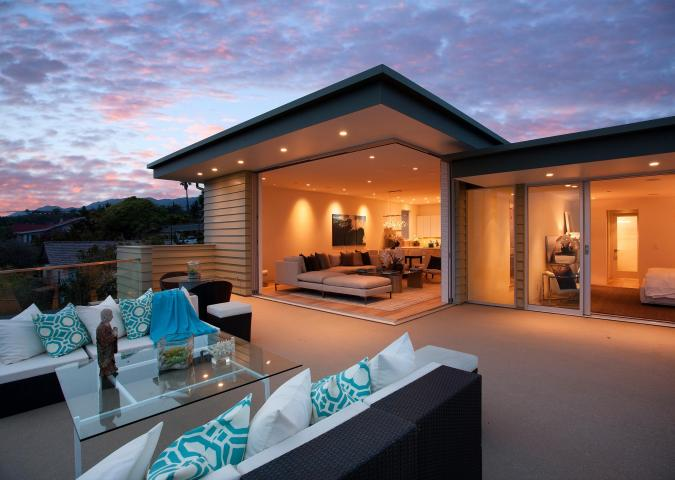 Santa Barbara contemporary home