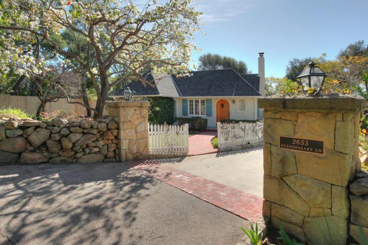 Charming Santa Barbara Home