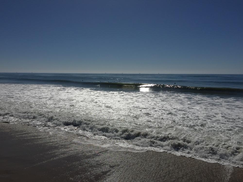 Great surf in Santa Barbara