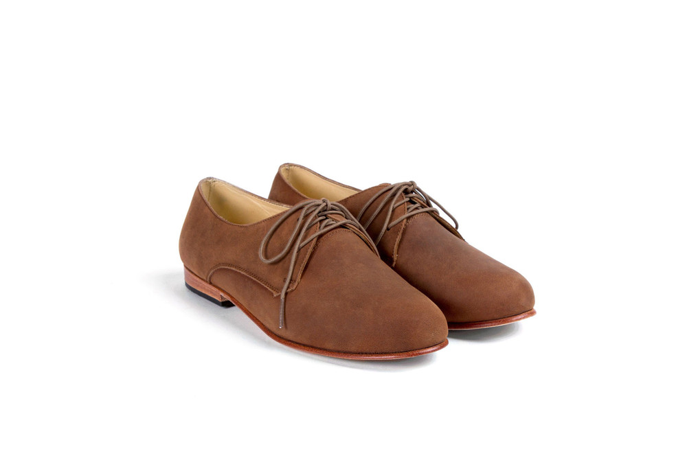 Woman's Oliver Oxford - Oak