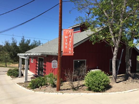 Beckman Winery & Tasting Room
