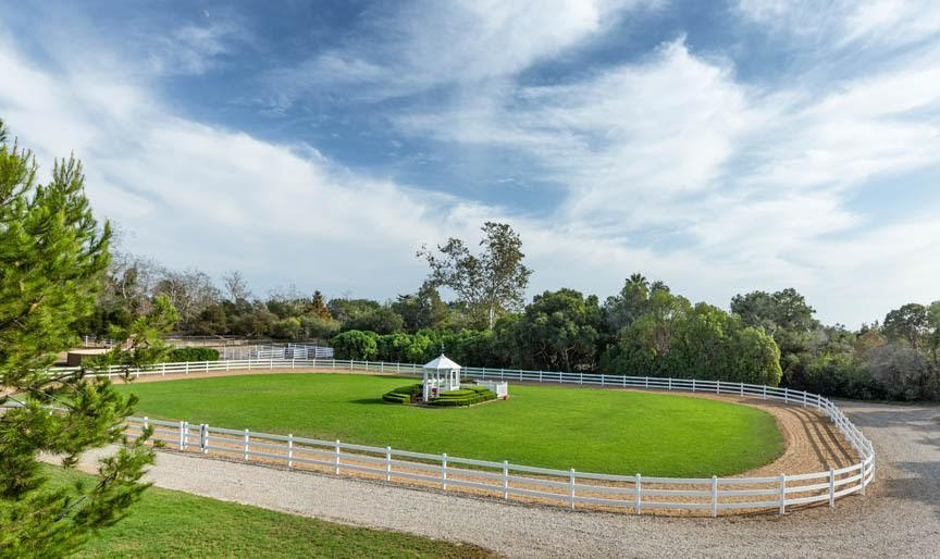 Seamair Farm is Montecito's highest priced property that sold in 2016; with over 23 acres on two separate parcels, it sold for $28,850,000 (listed by Dan Encell of Berkshire Hathaway, sold by non-MLS member agent and brokerage)