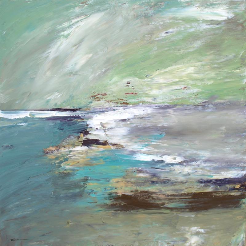 """""""Ocean Shores, II"""""""