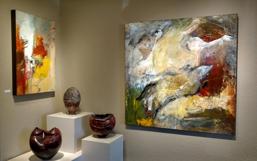 Current Exhibit at Howard/Mandville Gallery in Kirkland, WA