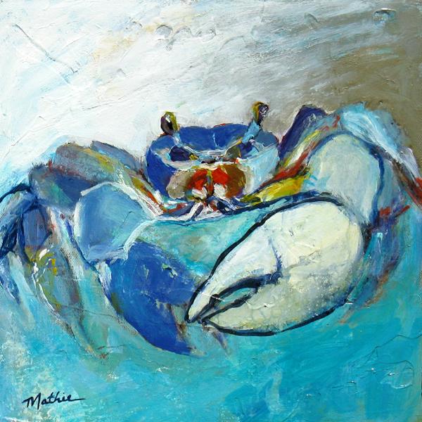 """Land Crab, II"""