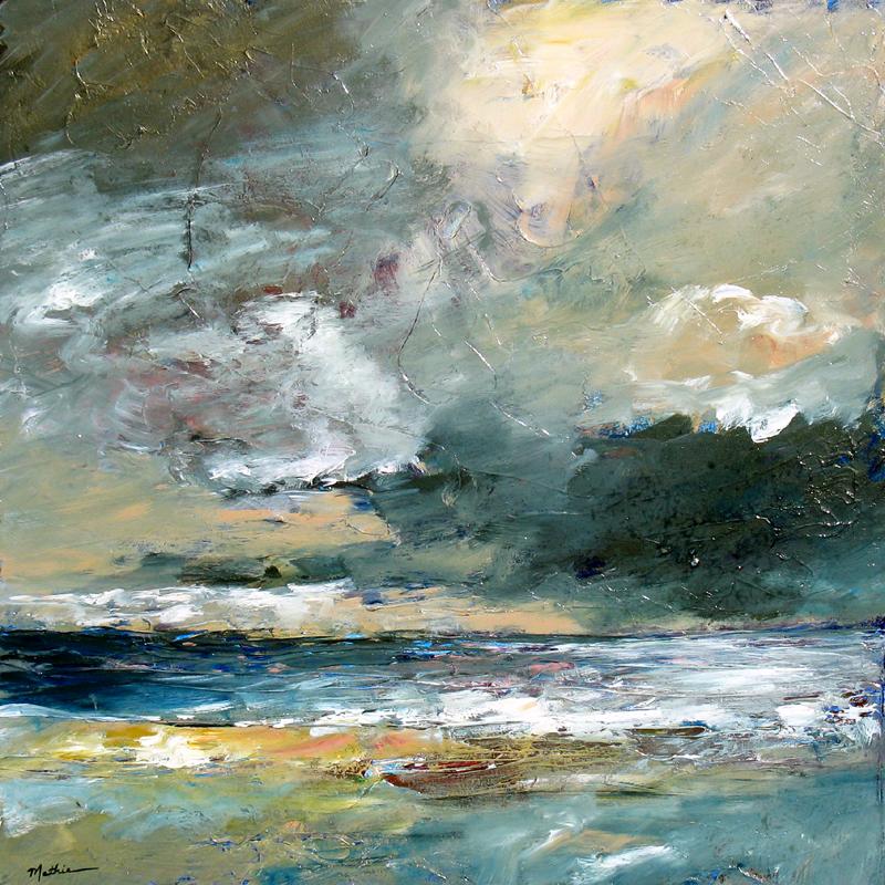 """Sea Sky, III"""