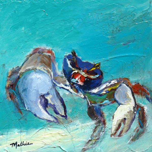 """""""Land Crab, IV"""""""