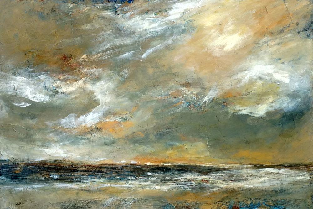 """Sea Sky, IV"""