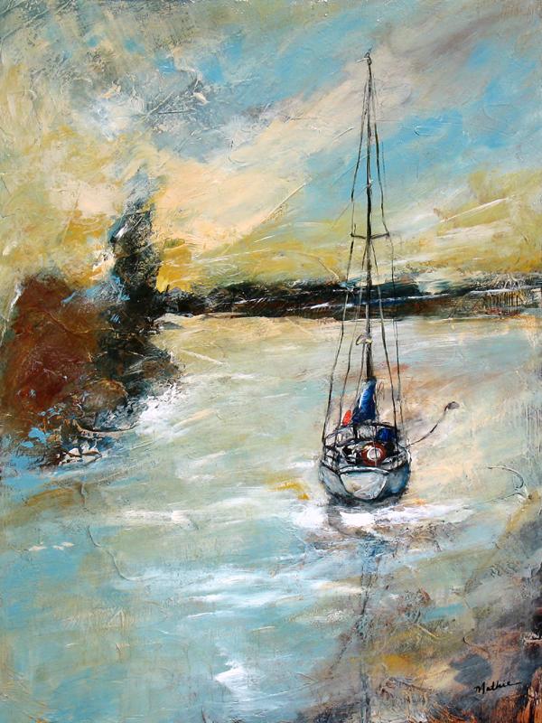 """Harbor Anchored"""