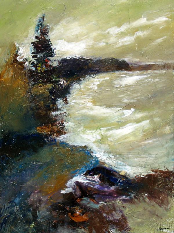 """Puget Sound Shore"""