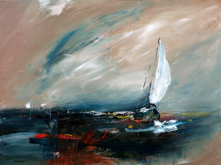 """Sailing VII"""