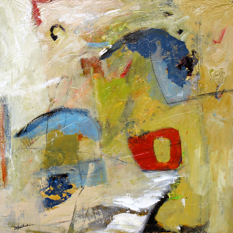 """""""Shapes From A Working Boat, II"""""""