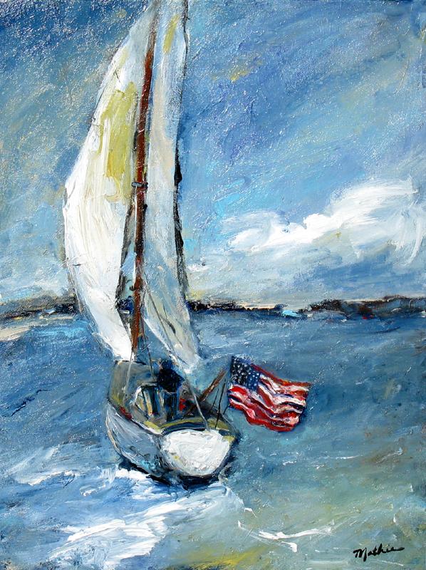 """""""American Sailing"""""""