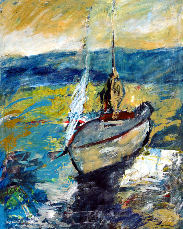 """""""Sailing Boldly Forward with Knowledge from Your Soul"""""""