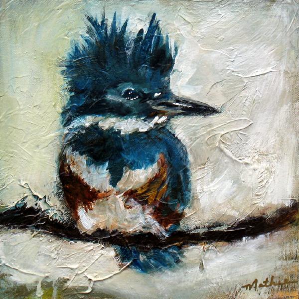 """Kingfisher, IV"""