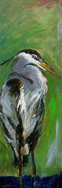 """""""Crouching Heron"""""""