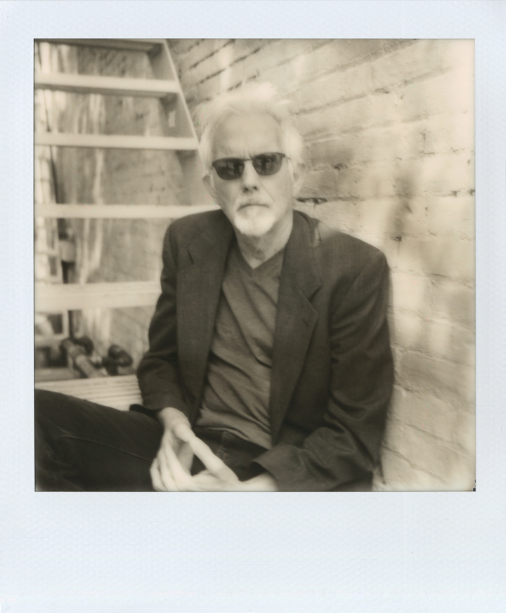 Photo by Kat Dalton (Polaroid SX70)