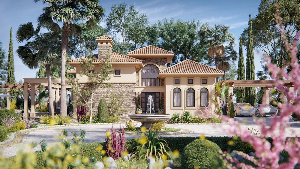 Taher Design Tuscan-Style Villa Cyprus (2).jpg