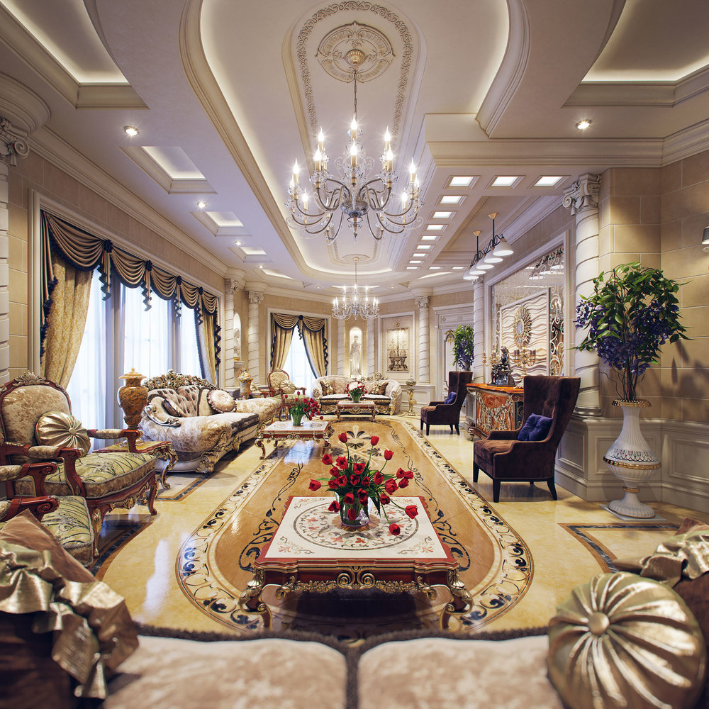 Taher Design Luxury Villa Interior Qatar (20).jpg