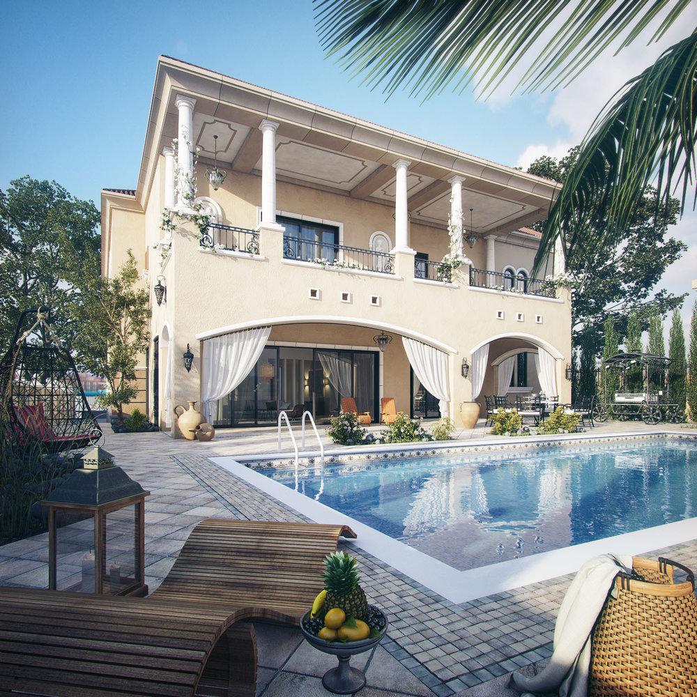 Taher Design Tuscan-Style villa Abu Dhabi (1).jpg