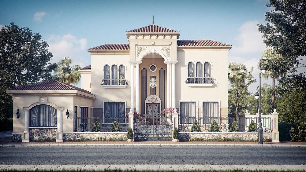 Taher Design Tuscan-Style villa Abu Dhabi (3).jpg