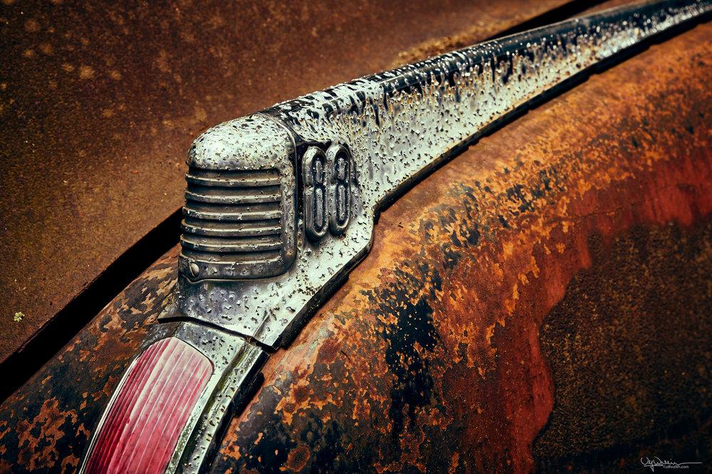 Oldsmobile Rockett 88