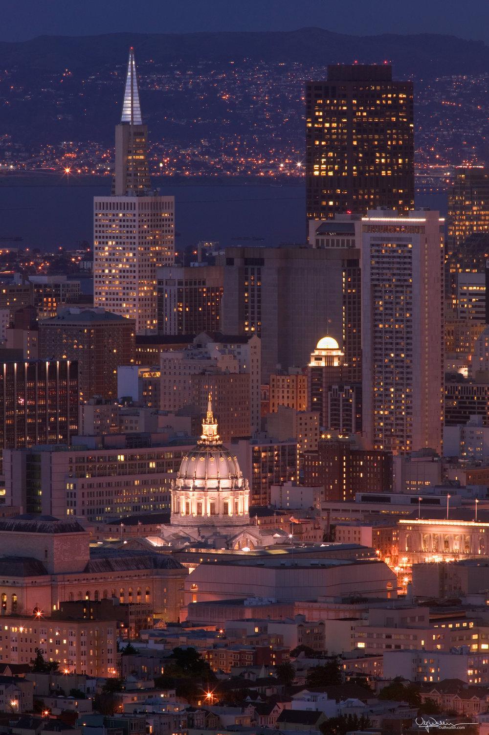 San Francisco - Dusk