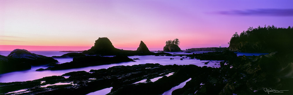 Oregon Coast - Dusk