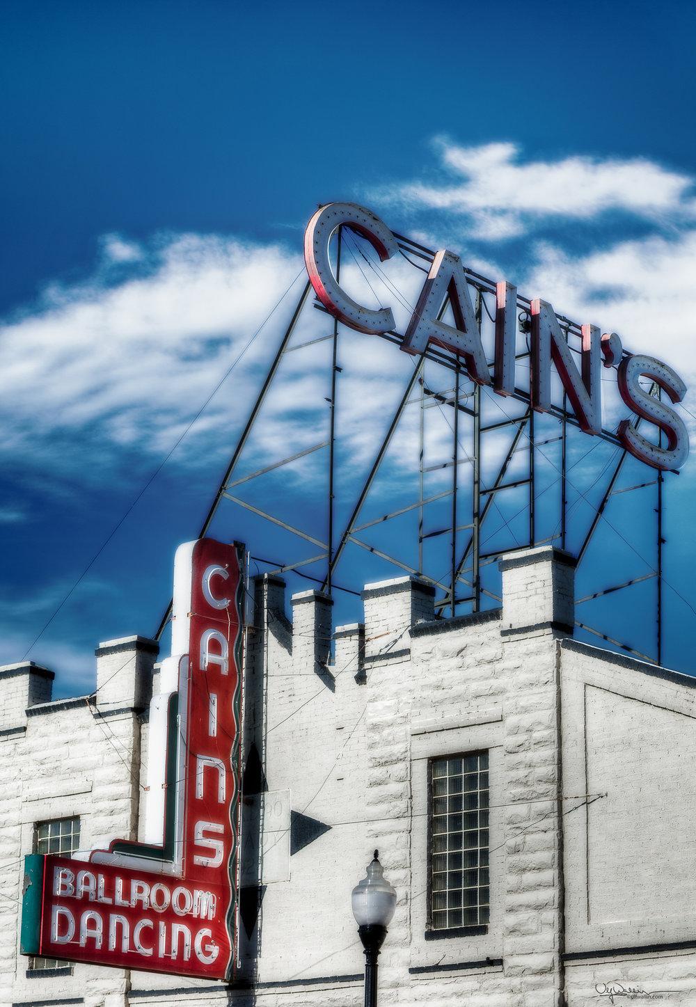 Cain's - Tulsa
