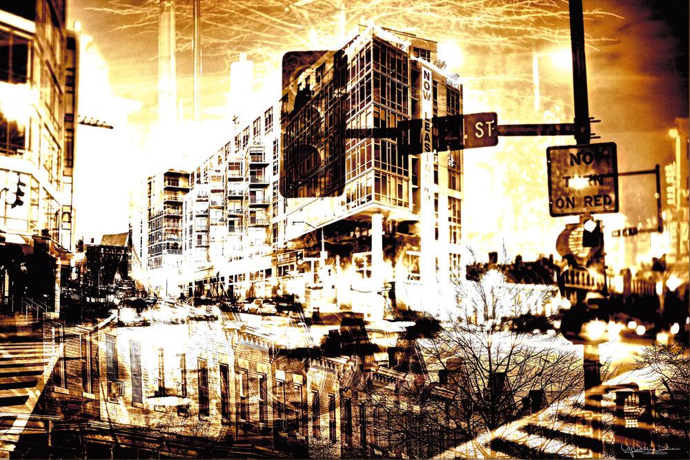 U Street Corridor - DC Abstract #1