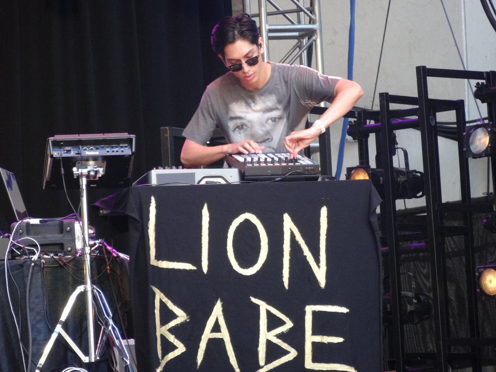 Lion Babe