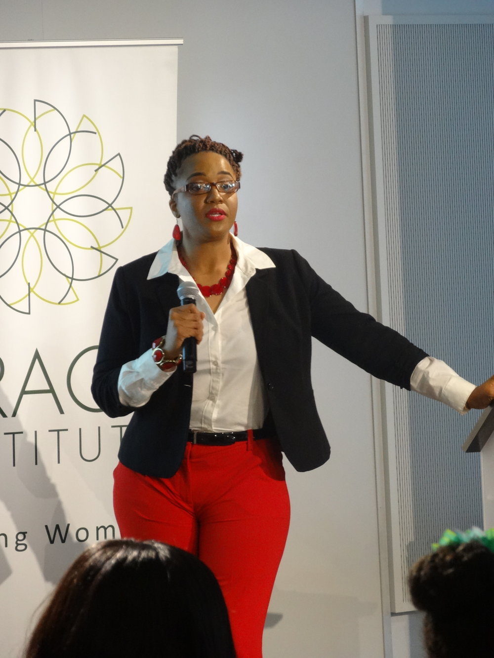 Dr. Tameka Anderson
