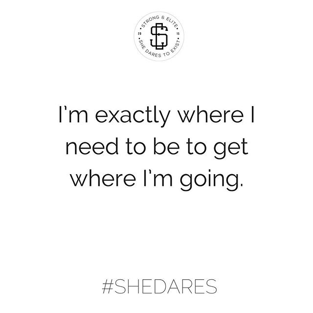 Fight the hump day blues.  #SheDares