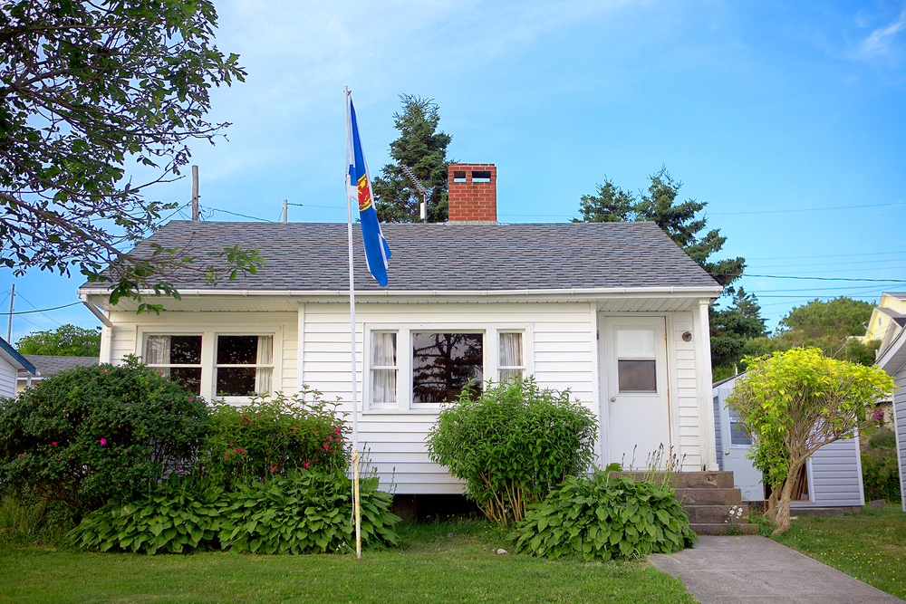 While there have been a few modifications to the cottage over the years, it remains largely unchanged.