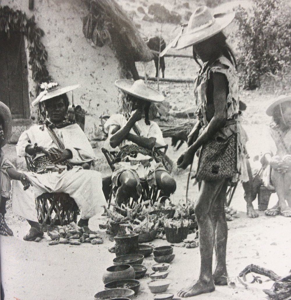 huicholes 1930s
