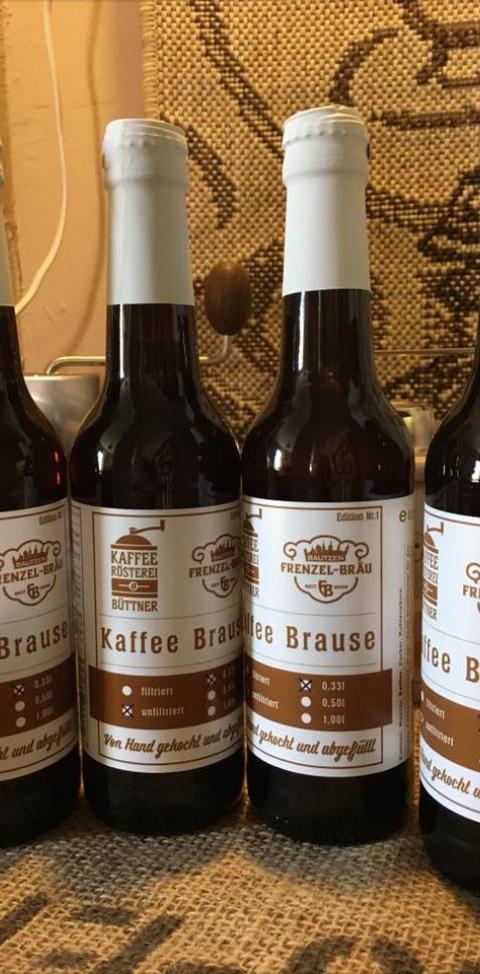 Kaffee-Brause