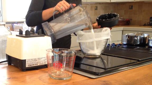 Recipe: Homemade Coconut Milk