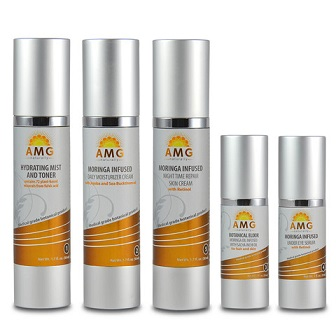 All-Natural 5 Step Skin Care System