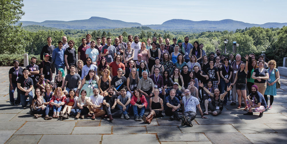 IMC class of 2018  -  Photograph by  Dave Palumbo