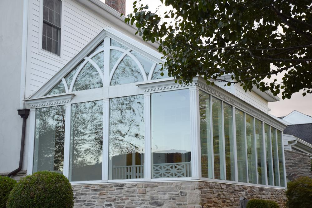 Hampton Style Conservatory