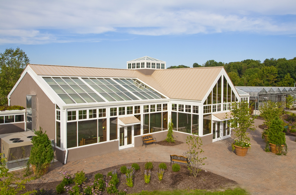 Banquet Hall Conservatory