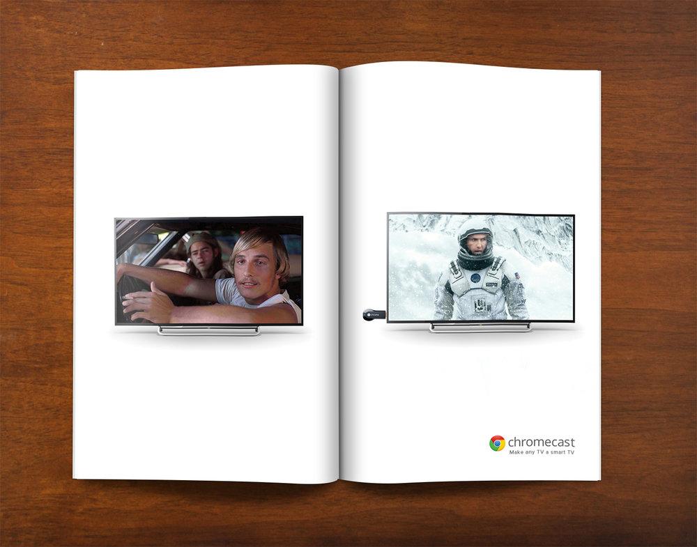 Chromecast — Chris Kilmer-Lipinski // Art Director