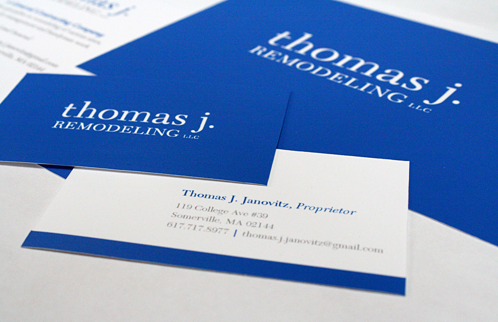 Copy of Thomas J. Remodeling